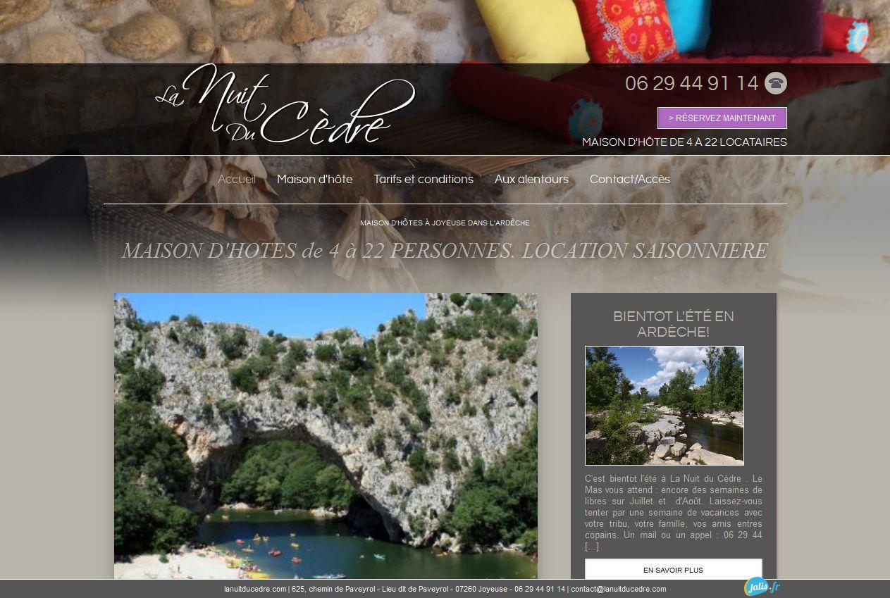 location de vacances gorges de l'Ardèche