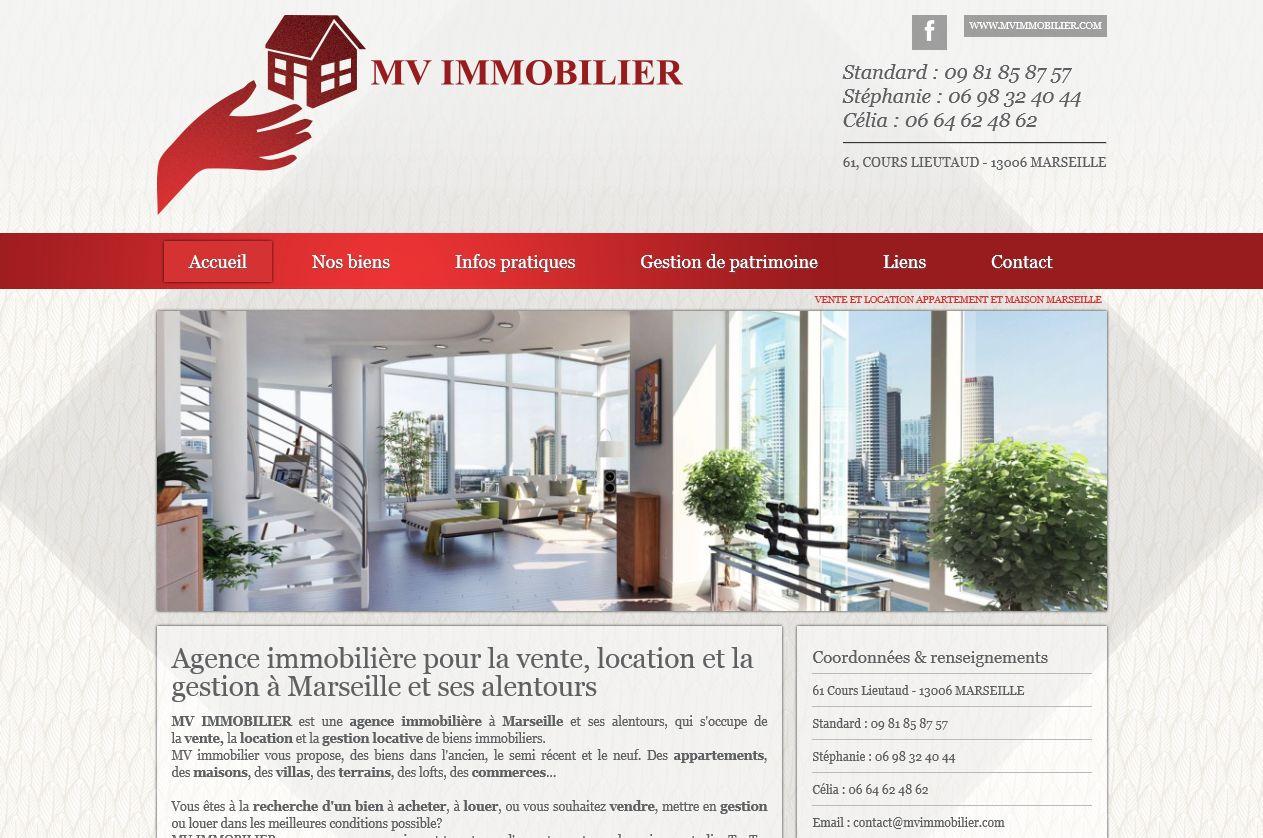 transactions immobilières Marseille