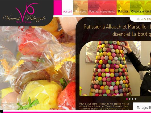 Maître pâtissier chocolatier sur Marseille