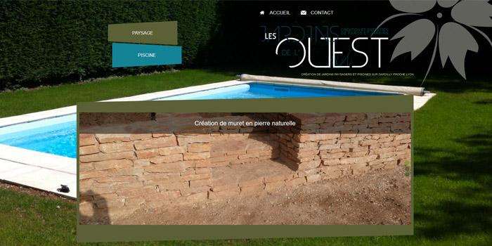 paysagiste pour cr ation de jardin et am nagement de piscine sur dardilly les jardins de l. Black Bedroom Furniture Sets. Home Design Ideas