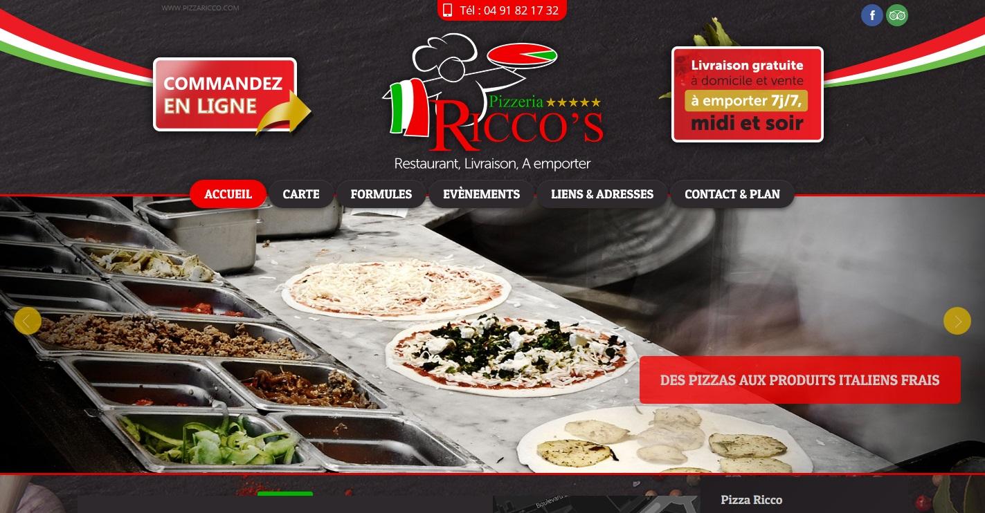 livraison de pizza a marseille