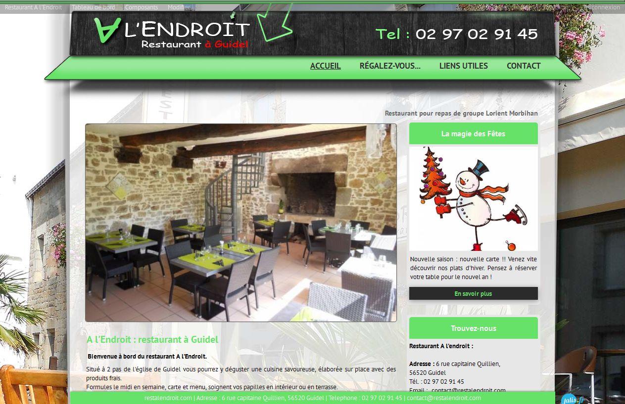 restaurant Lorient