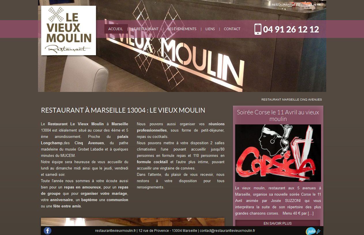 restaurant soirée à thème Marseille