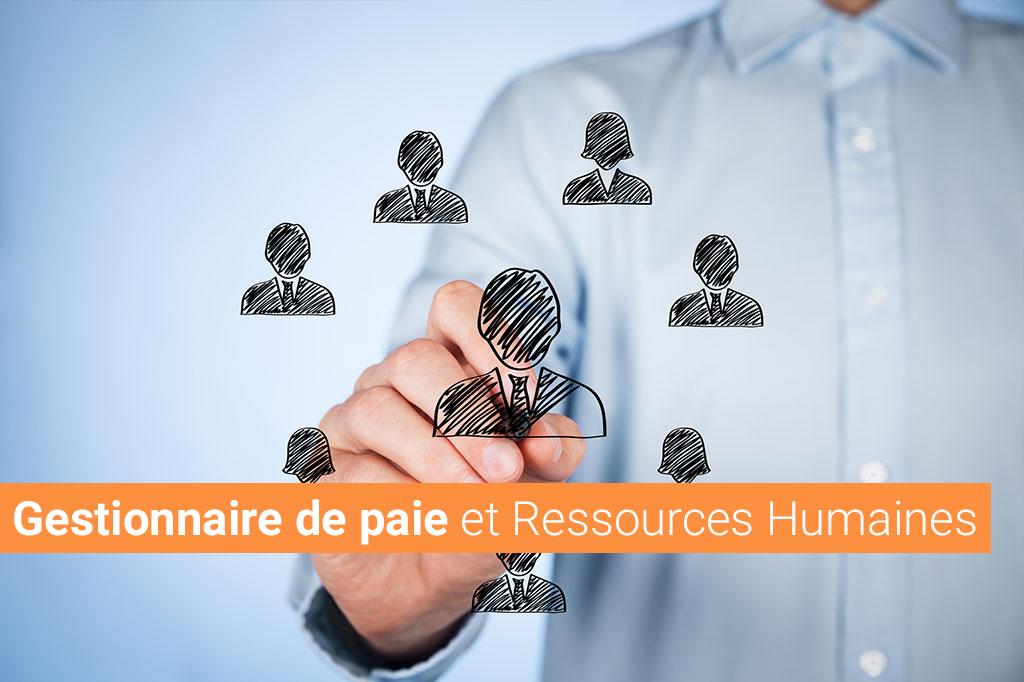 CDI : Gestionnaire de Paie et Ressources Humaines