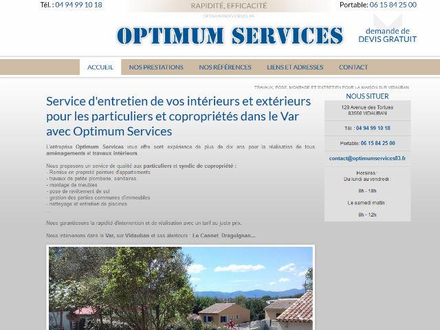 Services d'entretiens et travaux de maison à Vidauban