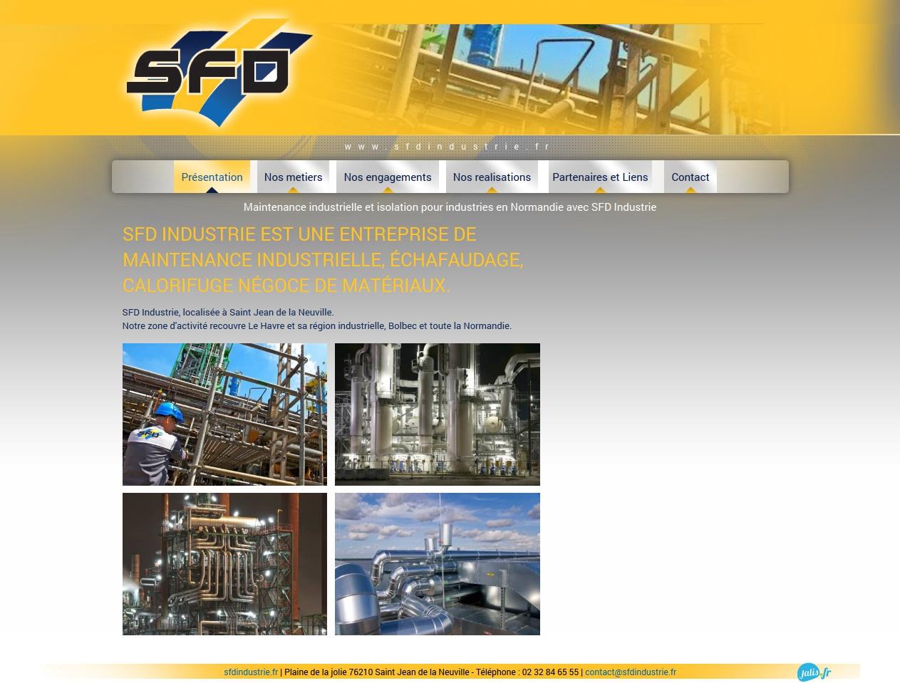 SFD Industrie