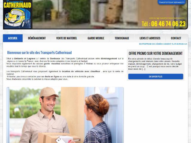 société de déménagement sur Bordeaux