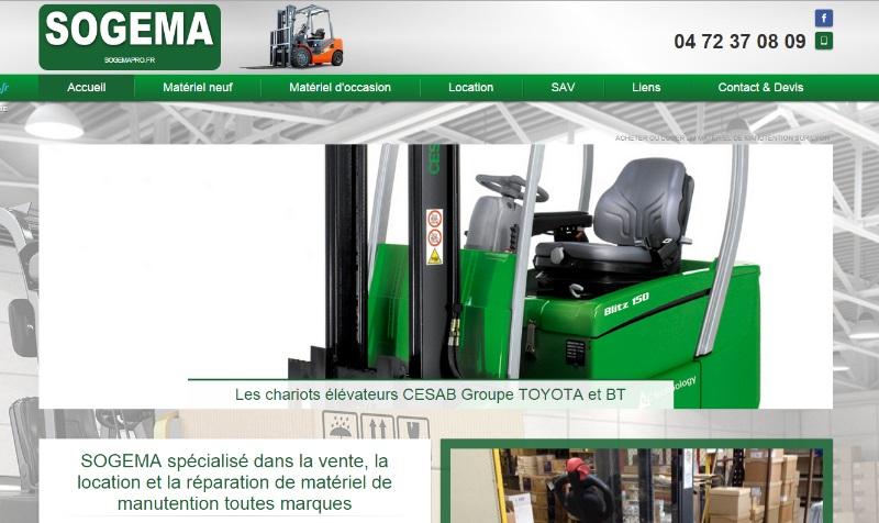 Vente de matériel industriel Lyon