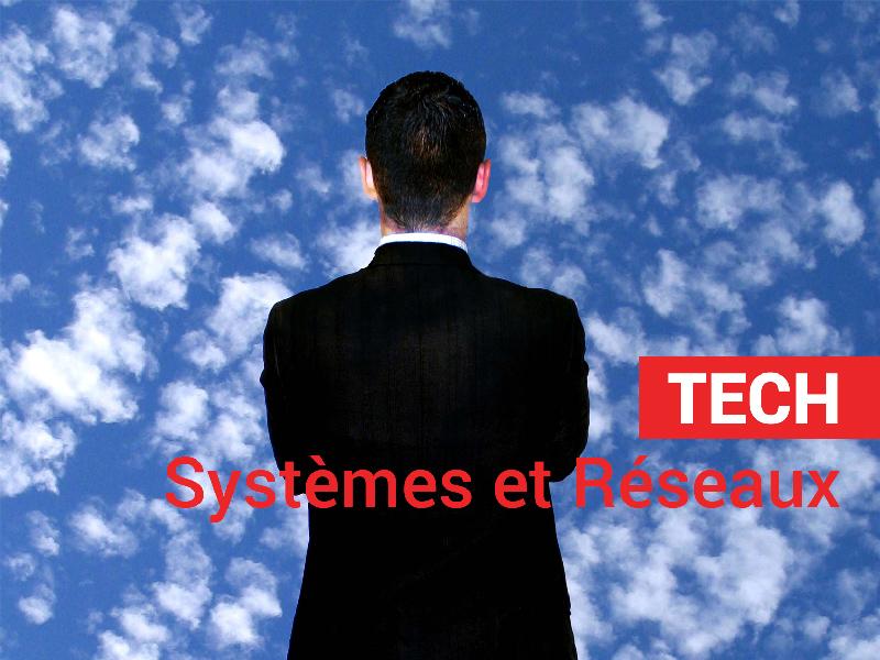 Stage : Technicien Systèmes et Réseaux à Marseille
