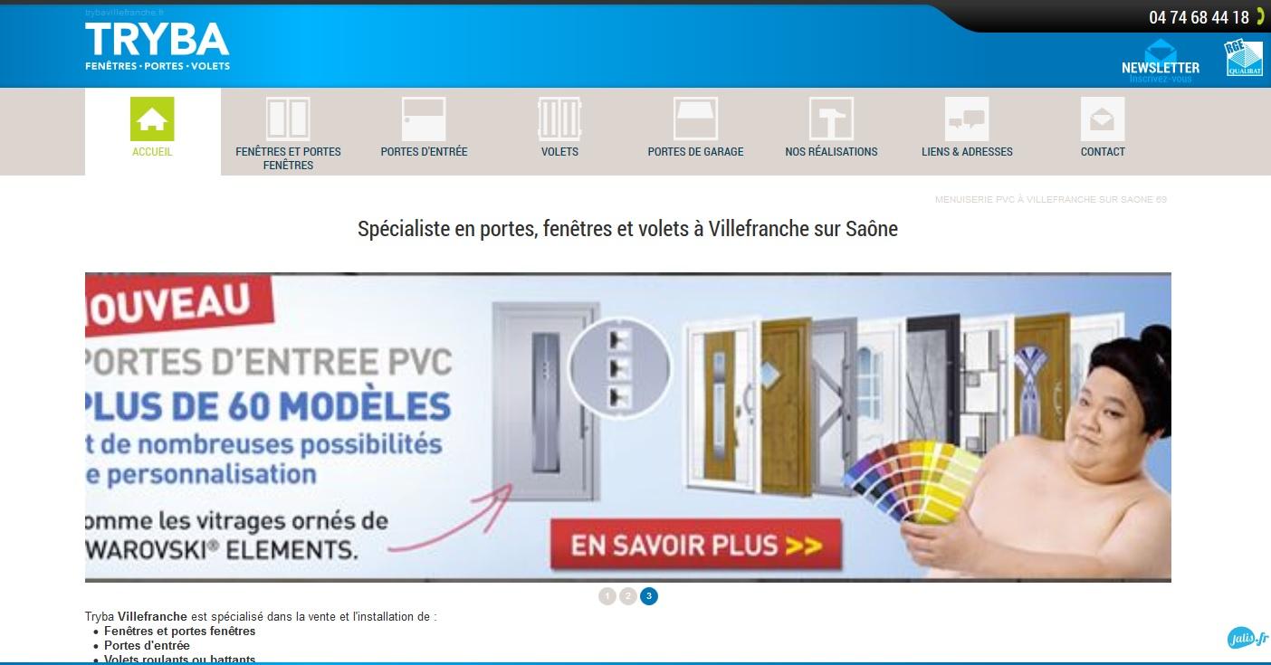 Installation de fenêtre en aluminium Villefranche sur Saône