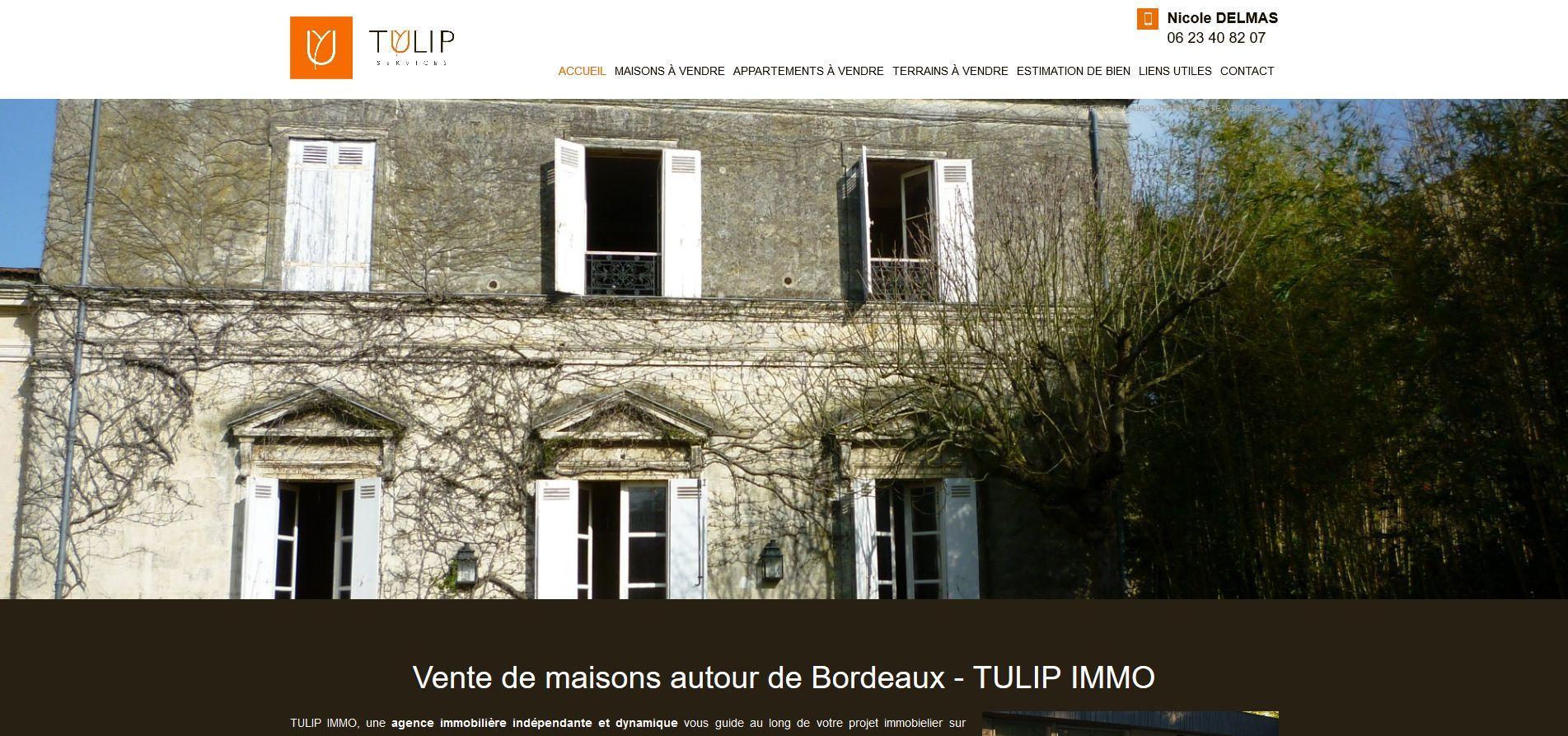 Agence immobili re bruges pour vente de maisons ou d for Agence de vente