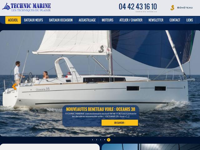 vente bateau marseille
