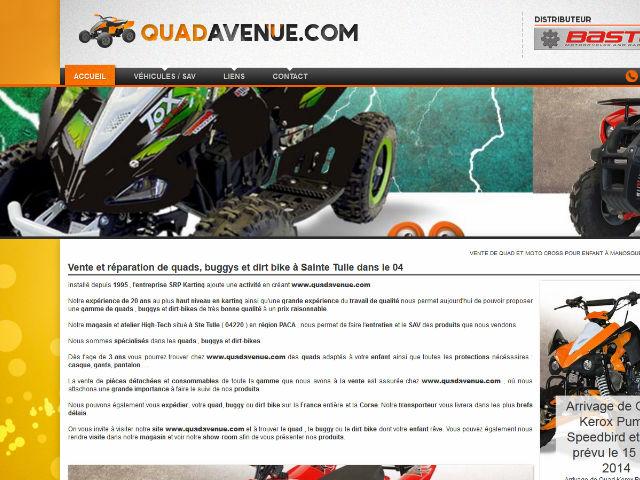 quad et buggy pour enfant manosque