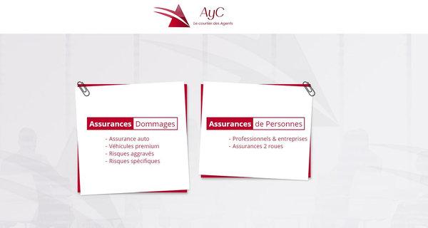 Nos r alisations de sites web pour professionnels marseille for Assurance autoconstruction castor