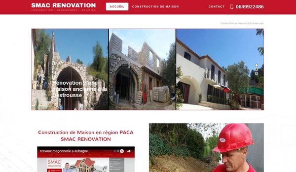 Entreprise de construction de maison individuelle smac r novation agence web marseille jalis for Entreprise construction maison individuelle