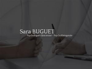 Témoignage Sara Buguet