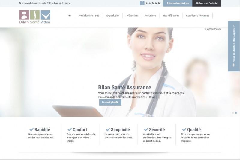 centre médical bilan santé