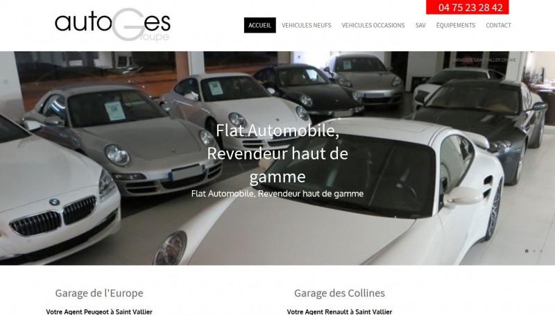 Nos clients agence web marseille jalis - Garage renault sainte foy les lyon ...