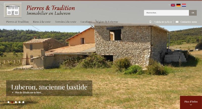 Agence immobilière Luberon