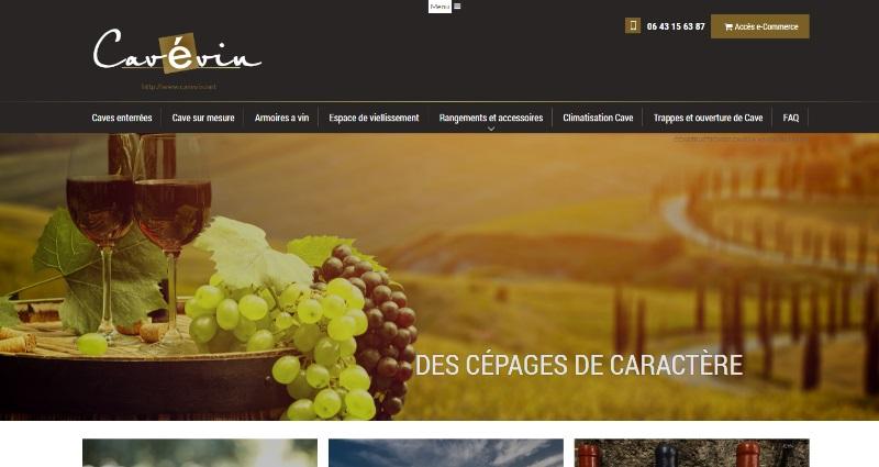 Cave à vin enterrée Lyon
