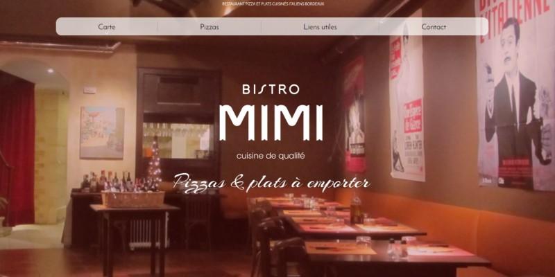 Restaurant pizzeria à Bordeaux