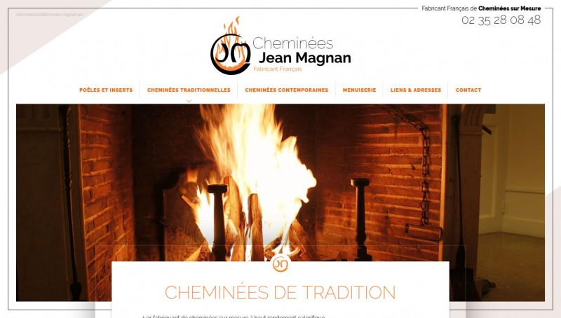 installation cheminées traditionnelles Le Havre