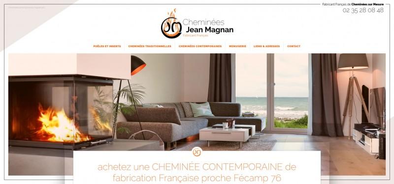 installateur cheminées design Rouen