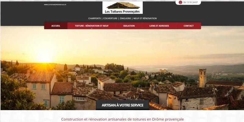 Rénovation de toiture Drôme
