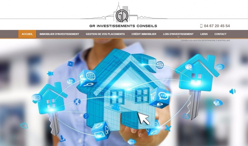GR Investissements Conseils