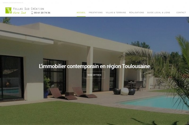 Villas Sud Création