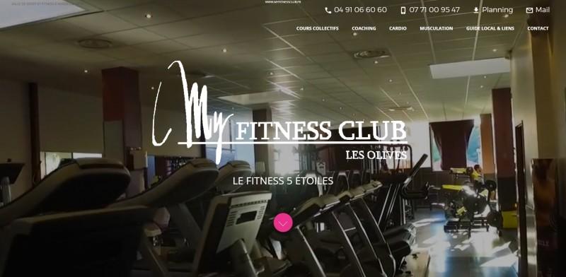 my fitness club