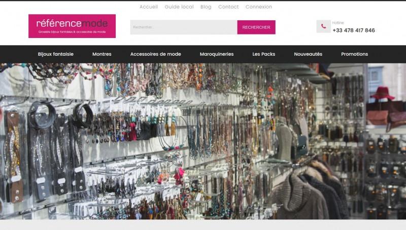 fournisseur accessoires de mode Lyon