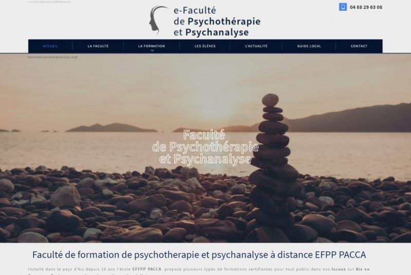 ecole de psychotherapie
