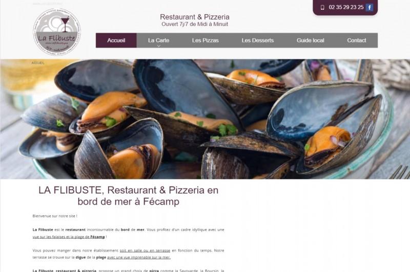 Restaurant pizzeria à Fécamp 76400