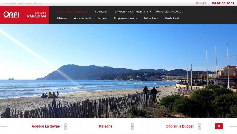 achat de biens immobiliers La Seyne sur Mer