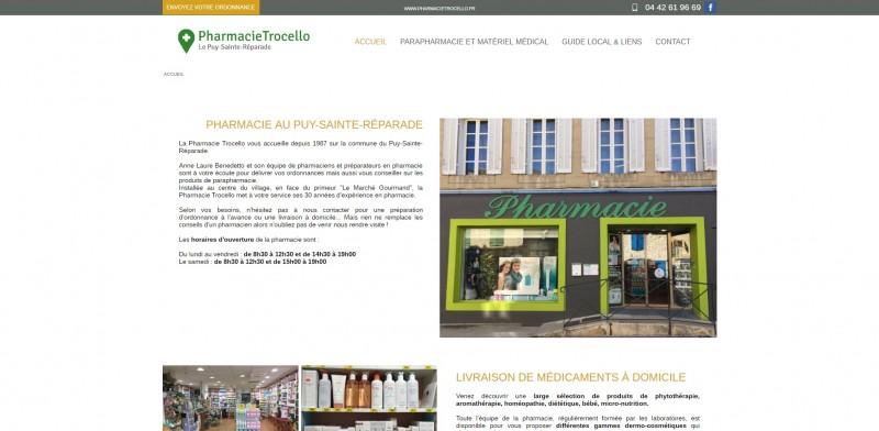 pharmacie trocello