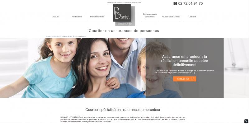 Courtage en prêt bancaire Nantes