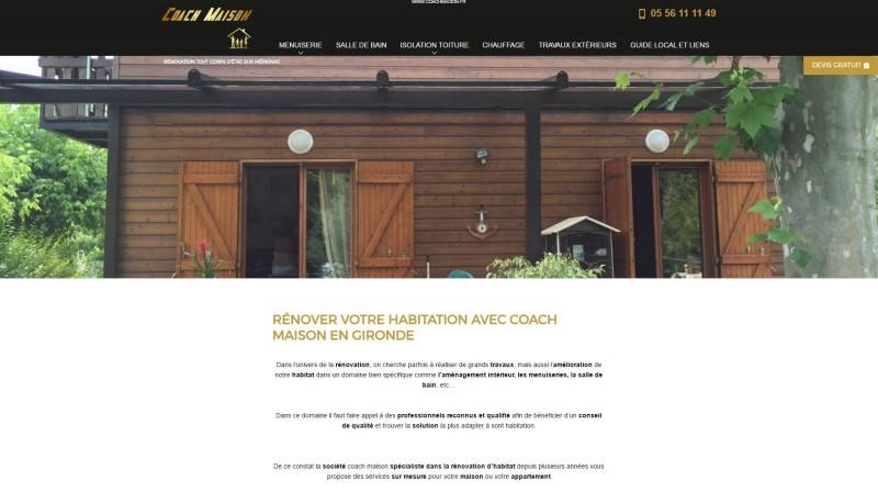 Rénovation maison et appartement Mérignac