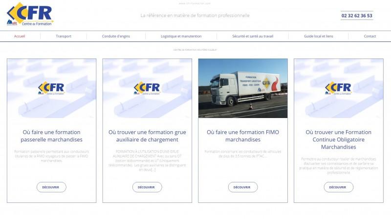 Formation transport Evreux