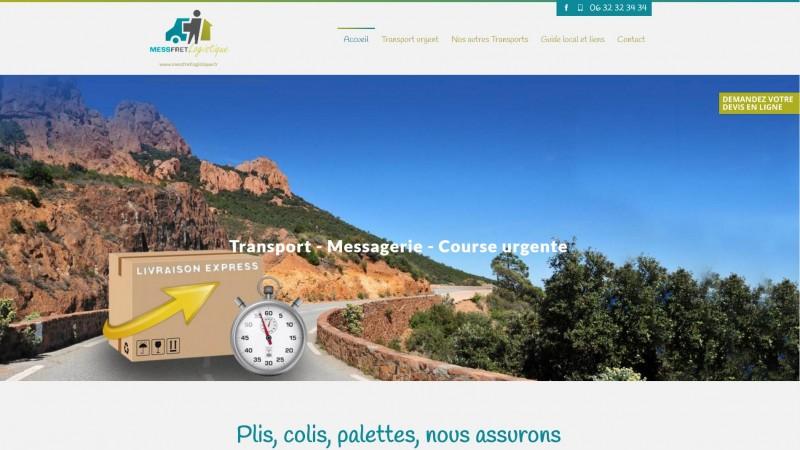 Transport de colis et palettes Toulon