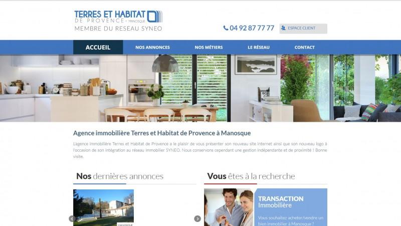 Agence immobilière Manosque