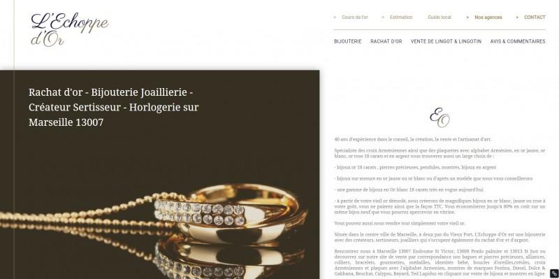 Rachat d'or au meilleur prix Marseille