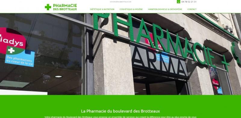 pharmacie des brotteaux