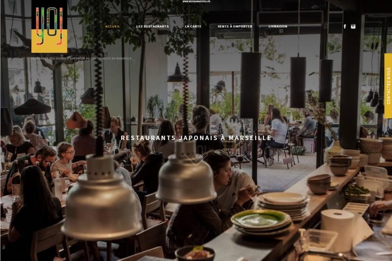 Restaurant japonais à Marseille