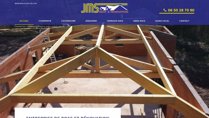 rénovation de toiture Médoc
