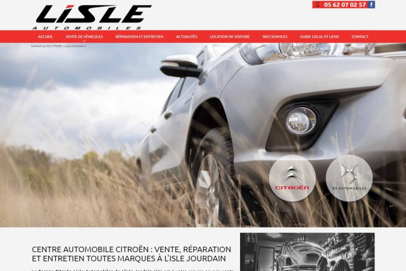 Isle Automobiles