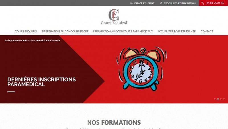 prépa concours paramédicaux Toulouse