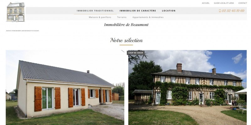 Immobilière de Beaumont