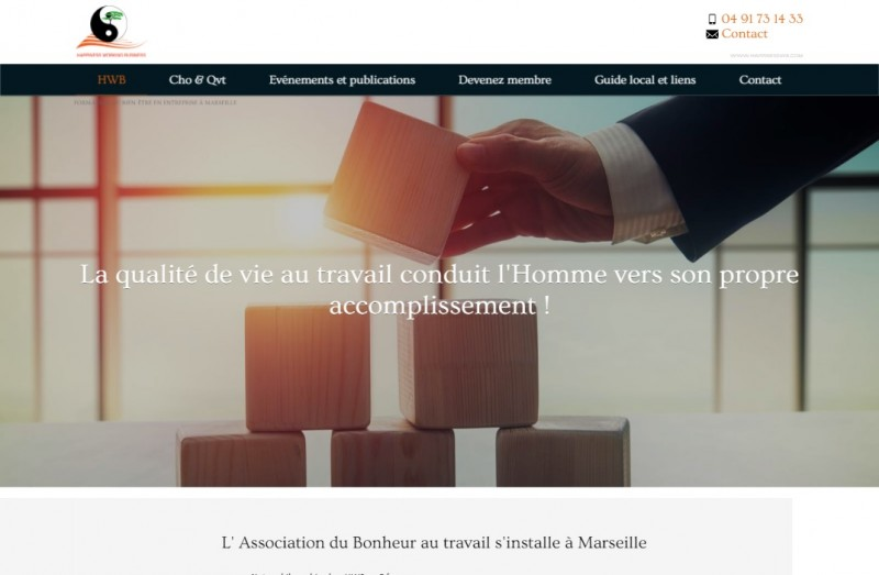 Formation Chief Happiness Officer Marseille