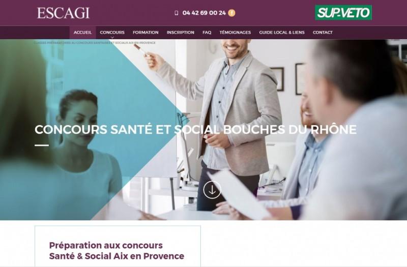 Classe prépa infirmier Aix-en-Provence